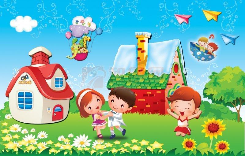 幼儿园  儿童节 六一88必发手机客户端