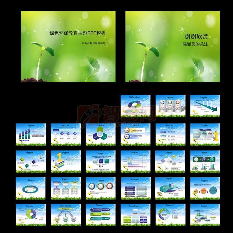 ppt图表  关键词: 说明:-ppt 上一张图片:   绿色环保ppt模板 下一张