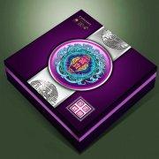 月饼包装盒 包装设计模板 CDR矢量素材 八月十五中秋节