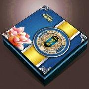月饼包装 月饼礼盒包装下载 月饼包装效果图 PSD分层模板 平面设计