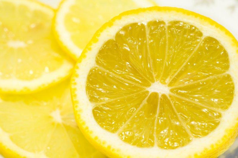 精致柠檬图片素材