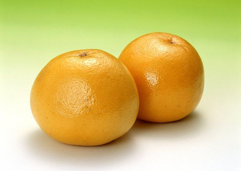 经典黄色水果图片