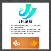 JH字母标志