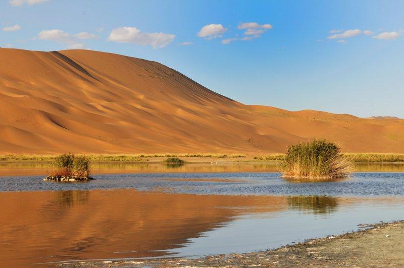 【jpg】沙漠绿洲