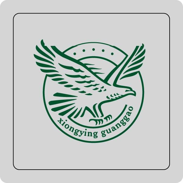 大鵬展翅標志 大鵬形象logo 雄鷹logo 大鵬標志