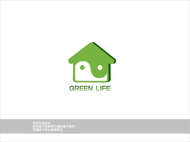 创意logo设计 logo设计模版 说明:-环保logo 上一张图片:  标志