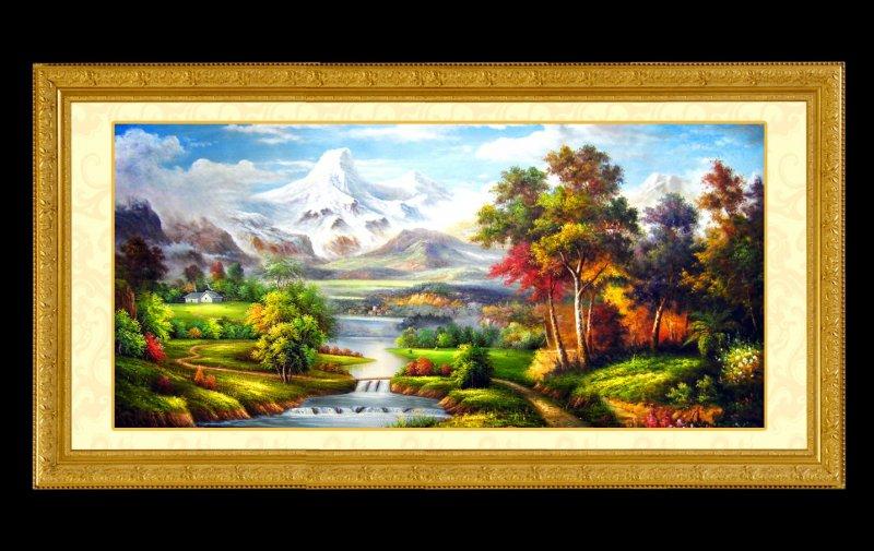 油画 风景画