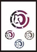 logo 字母/DM/C