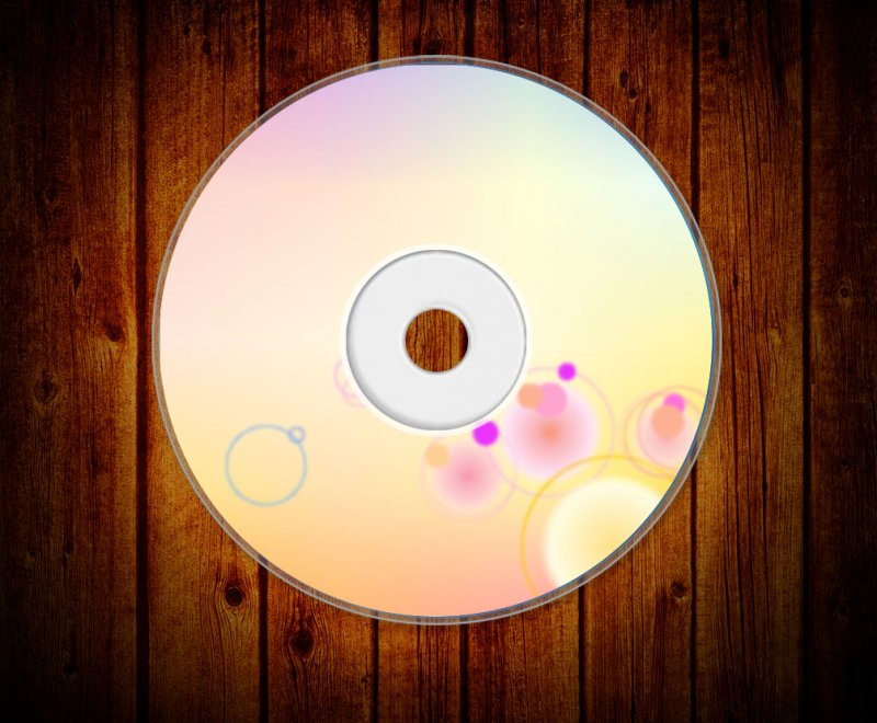 【cdr】光盘封面图片