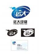 远大印刷logo