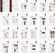 舍得酒VI设计A部分 CDR素材图库资源