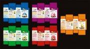 儿童保健品适量包装设计模板