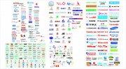 机标志 汽车标志 家电标志 各种品牌标志