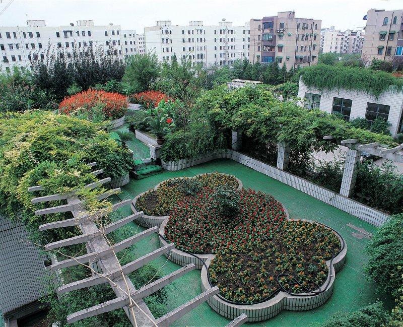 【jpg】欧式花园别墅