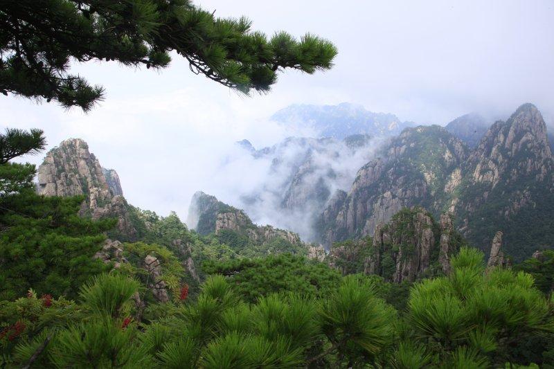 说明:-黄山风景 上一张图片:    托林寺晚霞 下一张图片: 淡泊明志