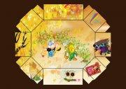 可爱卡通-特别花盒