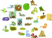 蛇全集 各种蛇