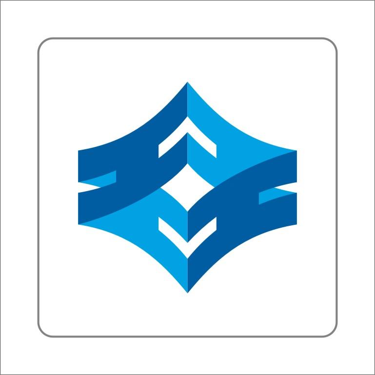 H字母标志 矛盾空间 标志设计 CDR矢量标志 矢量标志下载