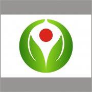 手型标志 cdr矢量标志 呵护logo 爱心标志设计 矢量logo素材下载
