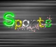 运动 sports 雪花