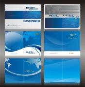 企业产品画册封面设计模板