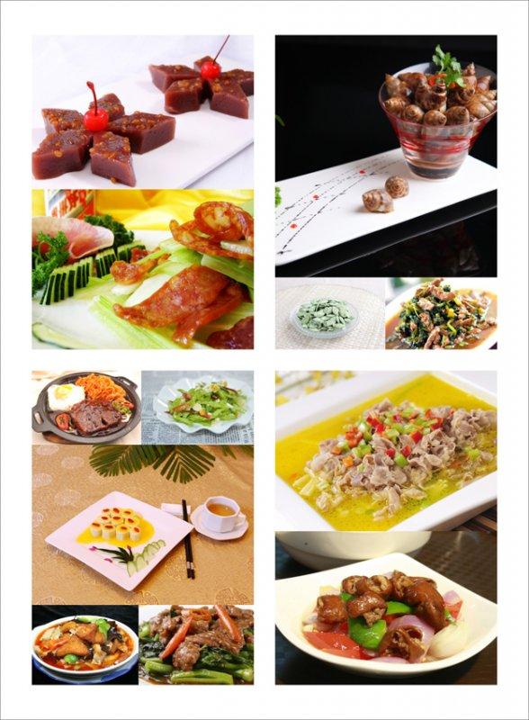 酒店餐牌 甜品 蔬菜 点心 中餐菜谱 西餐菜谱 菜款 菜谱设计 美食节