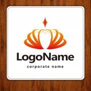 皇冠LOGO标志设计
