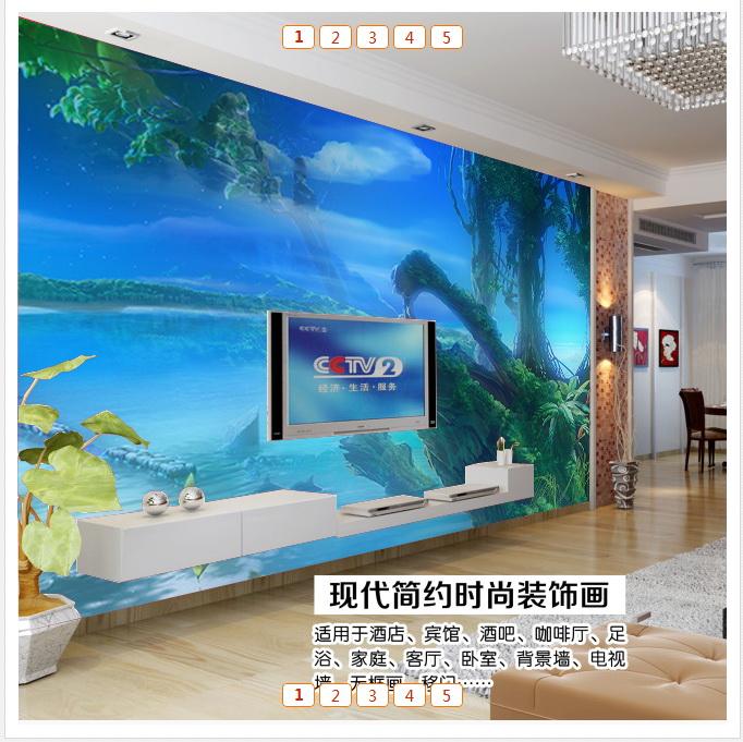 【psd】客厅电视背景墙_图片编号:201310180600012527_智图网_www.zhituad.com