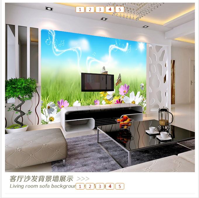 现代电视墙木工造型