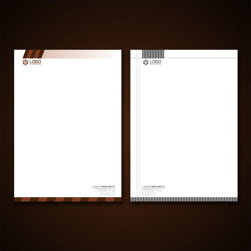 纸设计模板图片