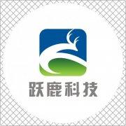 公益环保标志 跃鹿标志 梅花鹿标志 生态环境LOGO