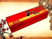 大红袍茶叶包装