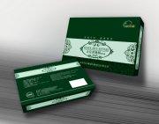 大豆异黄酮彩盒包装设计