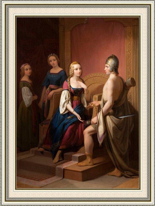 文化艺术 设计 说明:-古典欧式写实油画 上一张图片:  高清临摹