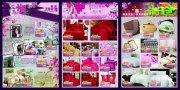 樱花家纺宣传册
