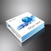 网络路由器包装展开图设计