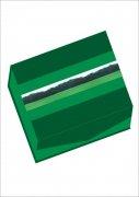 綠樹草地盒子