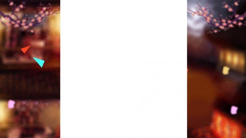 【psd】淘宝天猫春节抢年货固定背景设计模板1
