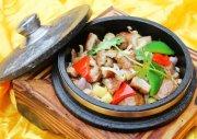 石鍋焗大腸
