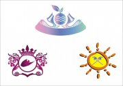太阳鱼-标志