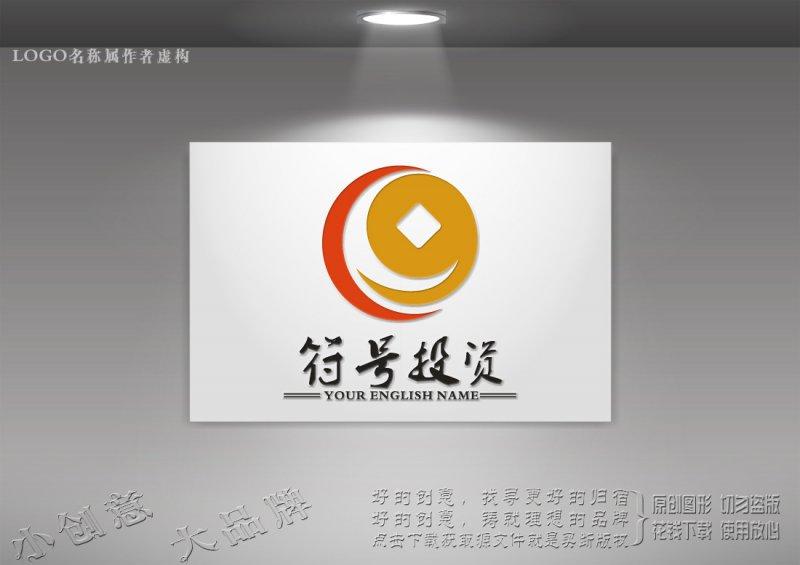 符號投資logo 逗號投資logo