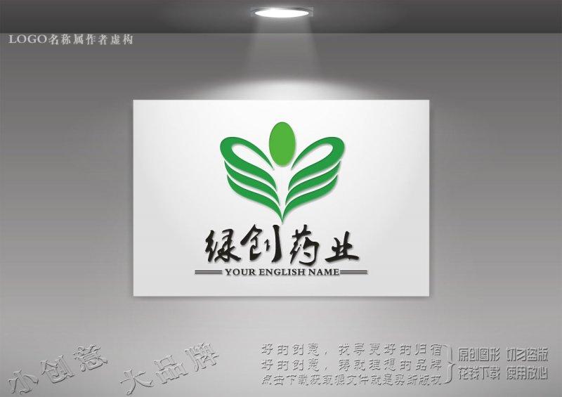 药业logo 药物logo
