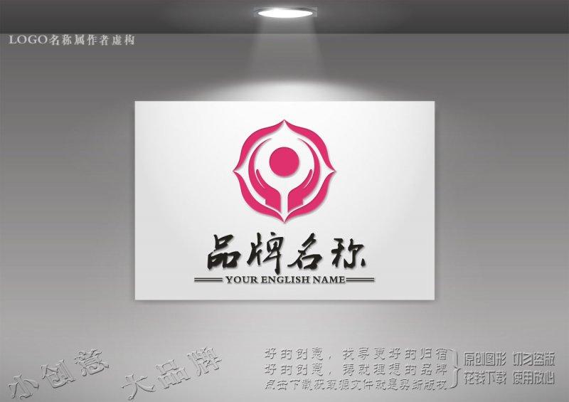 双手logo 呵护logo