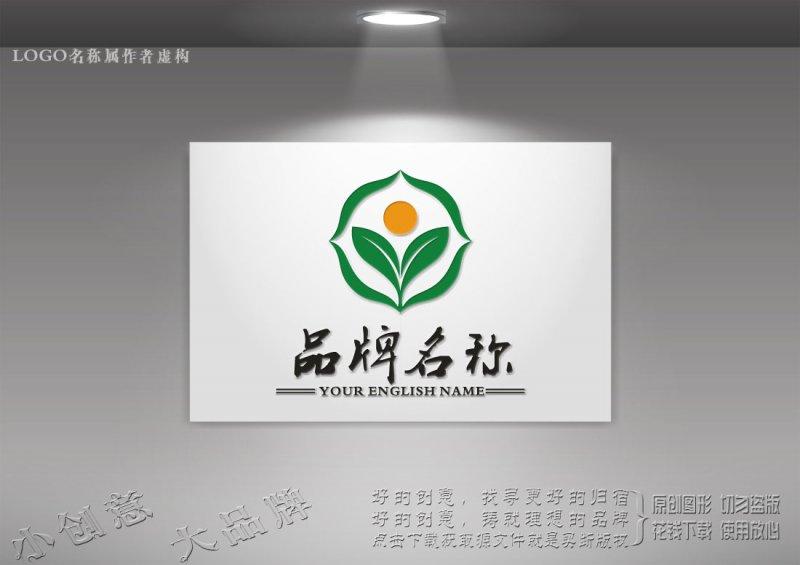 农业logo 绿色生态农业logo