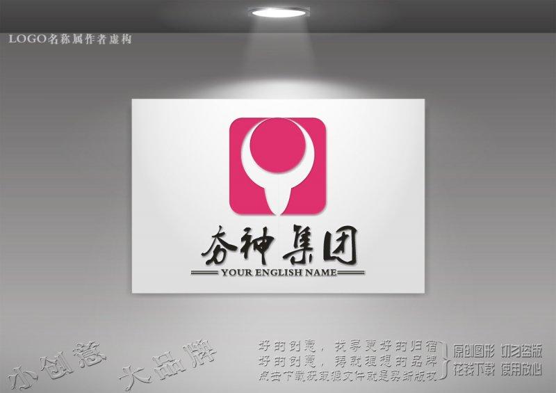 牛头标志 牛头logo