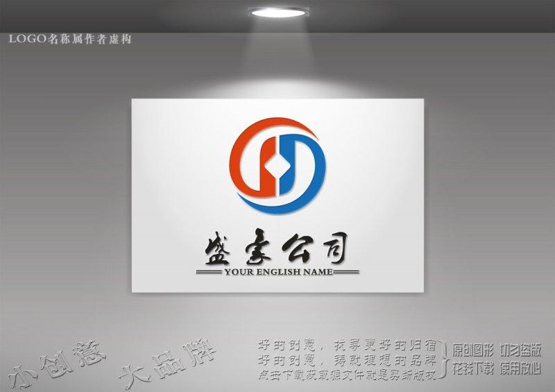 字母logo