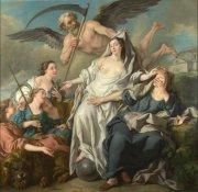 欧洲古典高清油画