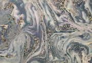 唯美彩色大理石纹背景
