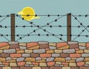 第一次世界大战铁丝网战壕