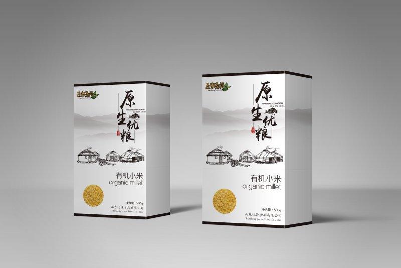 【psd】中国风小米包装袋设计_图片编号:_智图网_www.